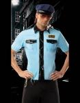 Бесстрашный полицейский