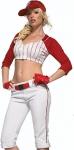 Бейсболистка