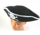 Фетровая шляпа пиратки