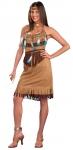 Индейская принцесса Абекуа