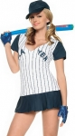 Капитан бейсбольной команды