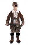 Капитан пиратов Люкс коричневый