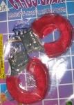 Красные наручники