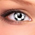 Линзы Футбольный мяч