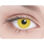 Линзы Желтый глаз