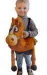 Лошадка со шлейками
