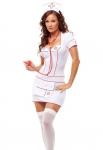Медсестра в белом