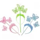 Набор лесной бабочки розовый