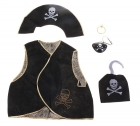 Набор пирата с жилетом
