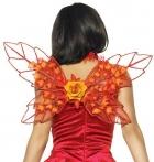 Оранжевые крылья эльфа