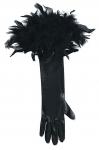 Перчатки Кабаре черные