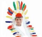 Перья индейского вождя