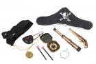 Пиратский набор со шляпой и компасом