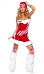 Полосатый Санта