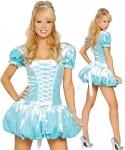 Принцесса в голубом