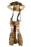 Саблезубая тигрица