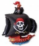 Шар пиратский корабль малый