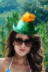 Шляпа Лепреконши