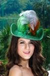 Шляпа подруги Робин-Гуда