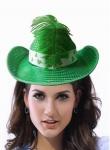 Шляпа с трилистником