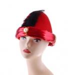 Шляпа шейха красная