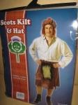 Шотландская юбка