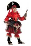 Сказочная пиратка красный