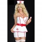Строгая медсестра