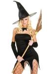 Тыквенная ведьмочка