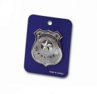 Значок полицейского